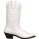 Durango Women's White Leather Western Boot, , small