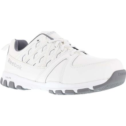 Reebok Sublite Work Steel Toe Static-Dissipative Work Athletic Shoe, , large