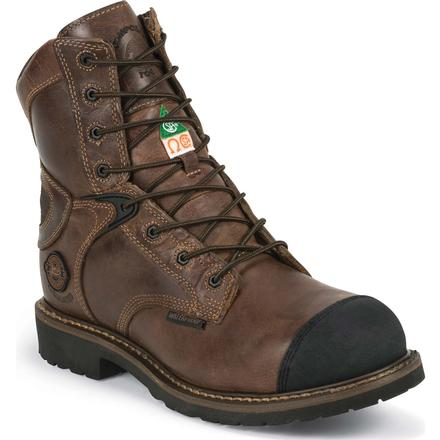 Justin Original Workboots Rugged Utah Worker II Composite Toe CSA-Approved Waterproof 200G Insulated Work Boot, , large