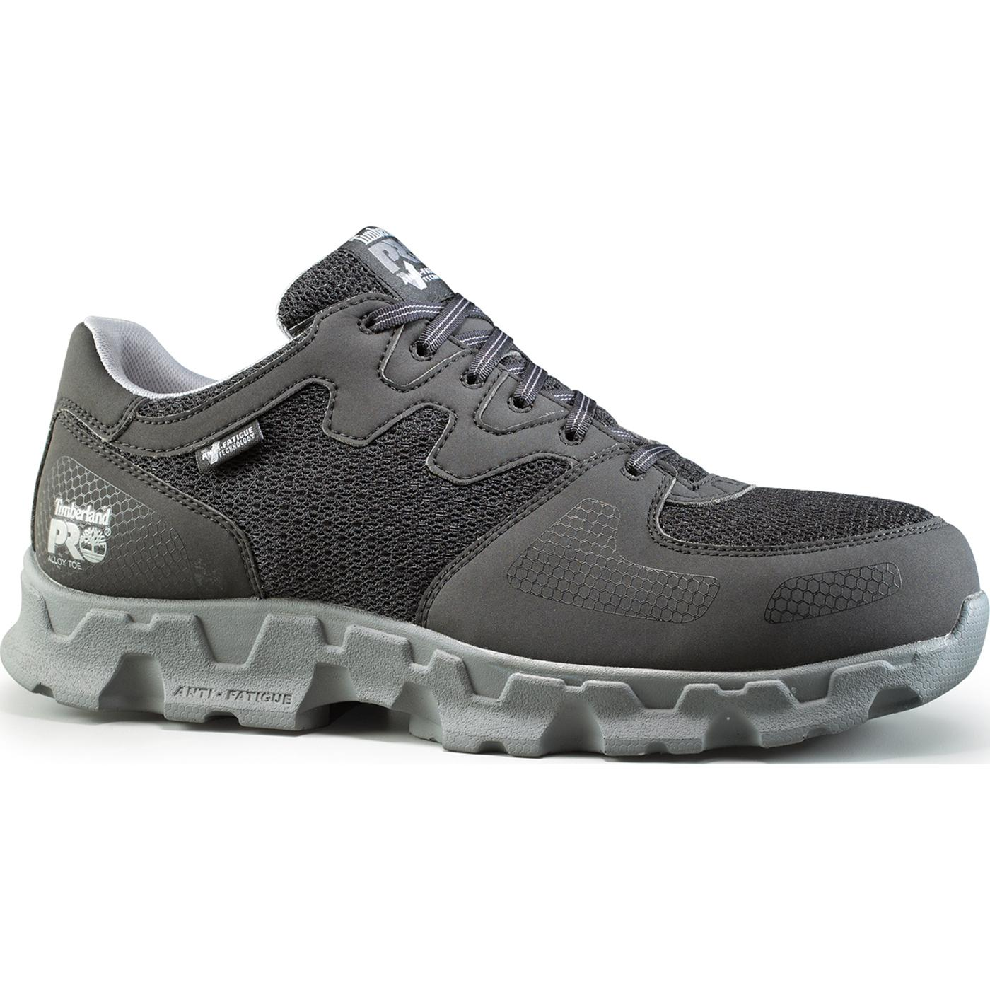 Timberland Pro Powertrain Alloy Toe Static Dissipative Work Athletic Shoe