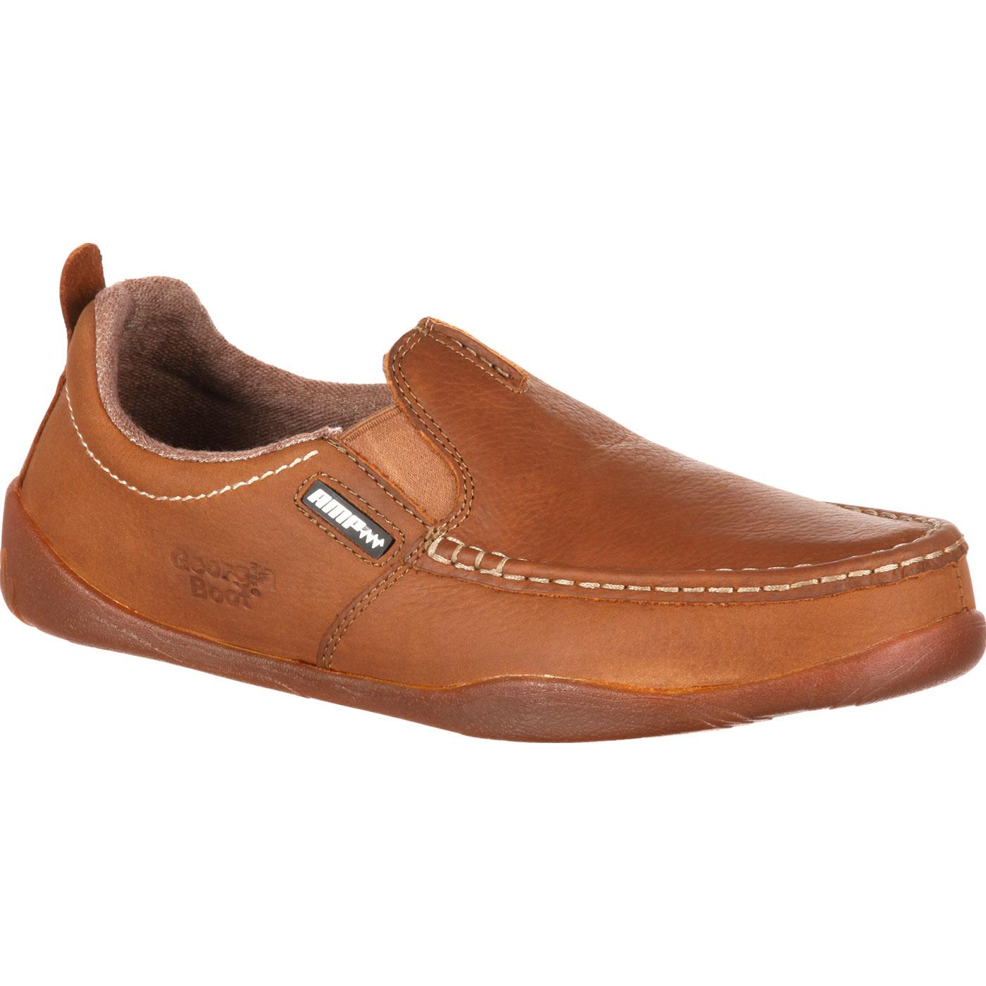 These shoes (for me) last a very long time. I normally wear them for work, but they have almost become my everyday shoes. The slip resistance is excellent, the footbeds are very well constructed and easy to clean and shine up.