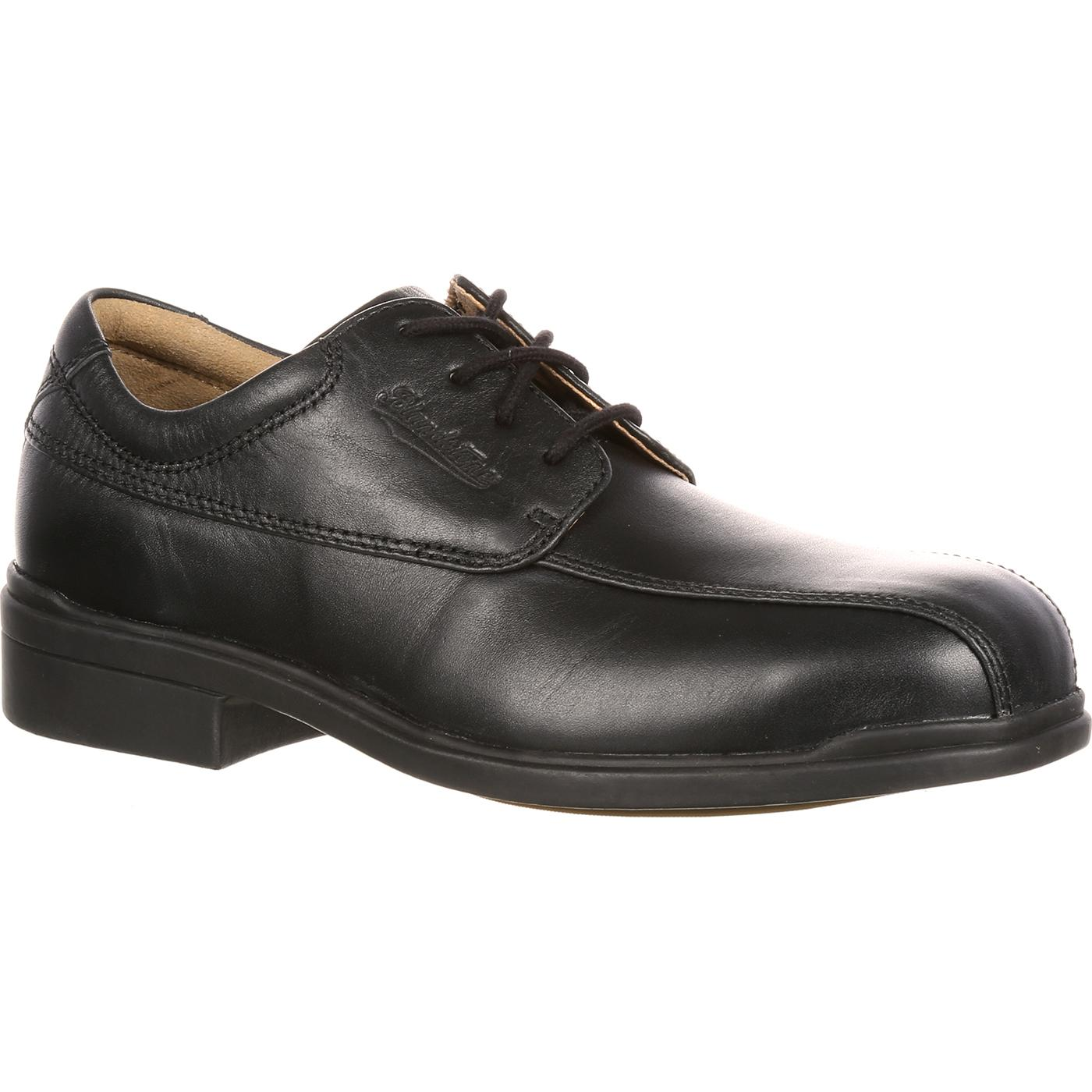 Blundstone Executive Steel Toe Dress Oxford Work Shoe, #BLU780