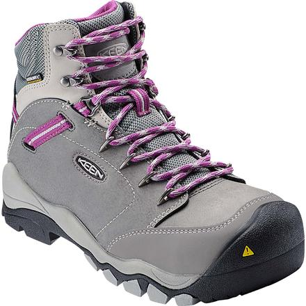 Keen Canby Women's Aluminum Toe Waterproof Work Hiker, , large