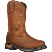 Rocky Women's Original Ride Waterproof Western Boot, , medium