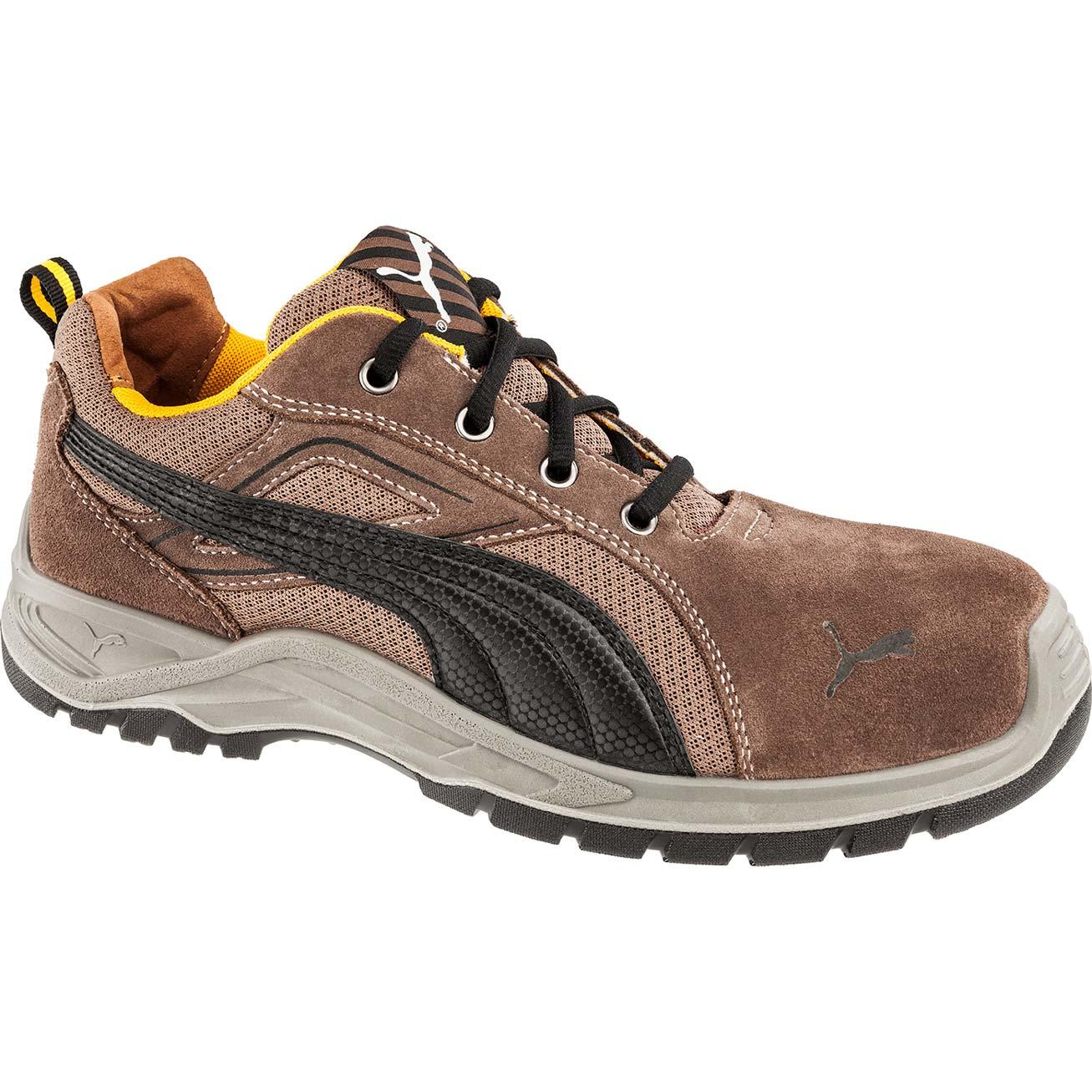 Puma Essentials Steel Toe Work Shoe P643645