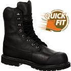 QUICKFIT Collection: Lehigh Safety Shoes Unisex Steel Toe Waterproof 200g Insulated Work Boot, , medium