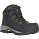 RefrigiWear Iron Hiker Composite Toe Waterproof Insulated Work Hiker, , small
