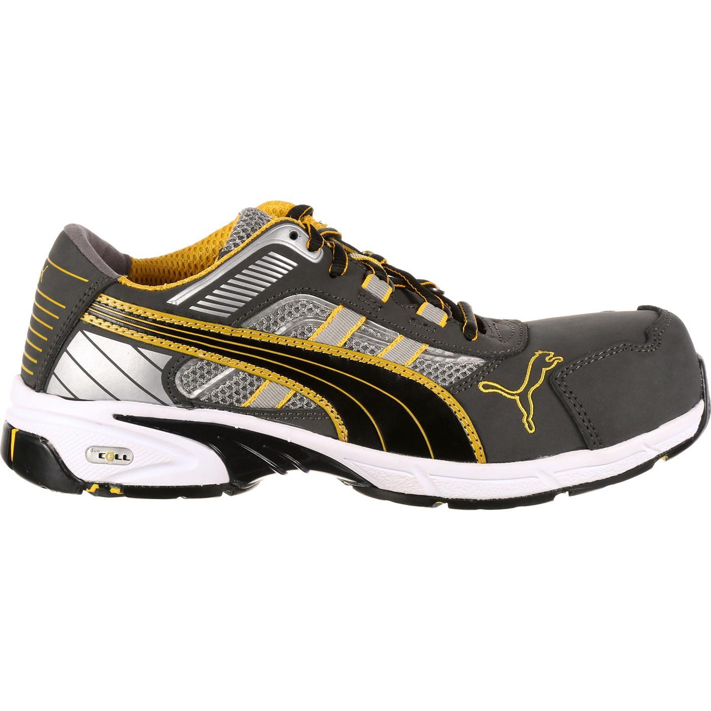 Puma Running Style Composite Toe SD Work Shoe, #P642565