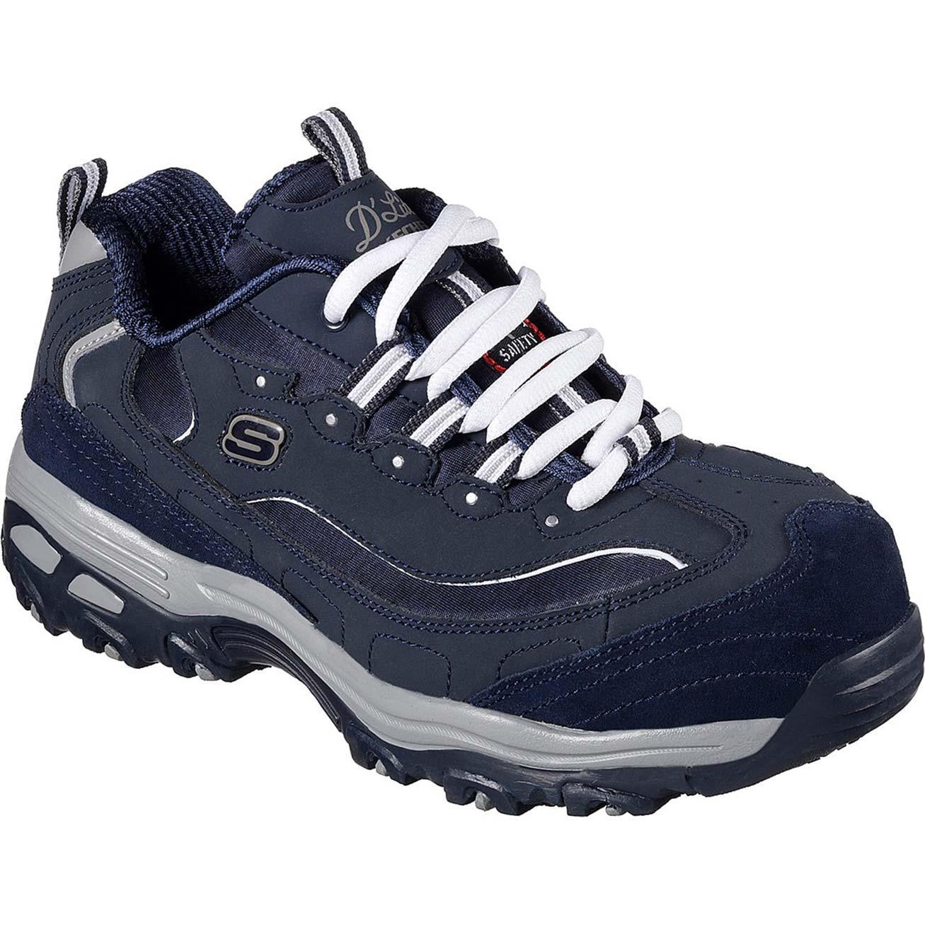 Sketchers Work Slip Resistant Shoes