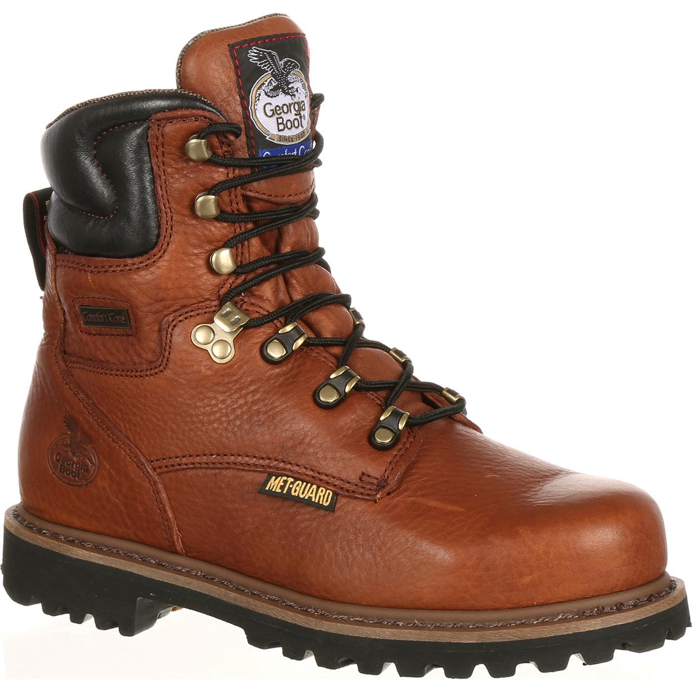 Comfortable Steel Toe Shoes