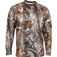 Rocky SilentHunter Long-Sleeve Performance Shirt, Realtree AP, medium
