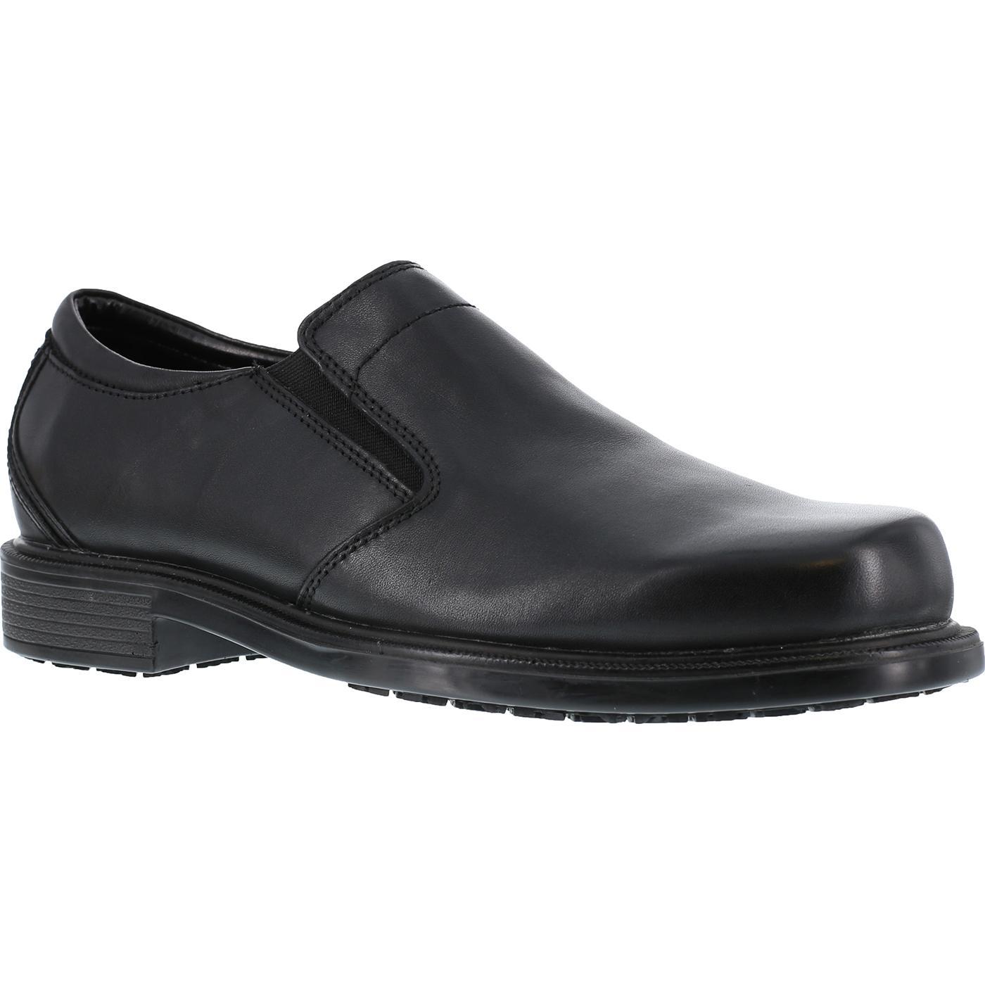 Rockport Mens Shoes Black Slip On