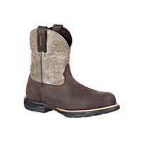 Rocky LT Women's Composite Toe Waterproof Western Boot, , medium