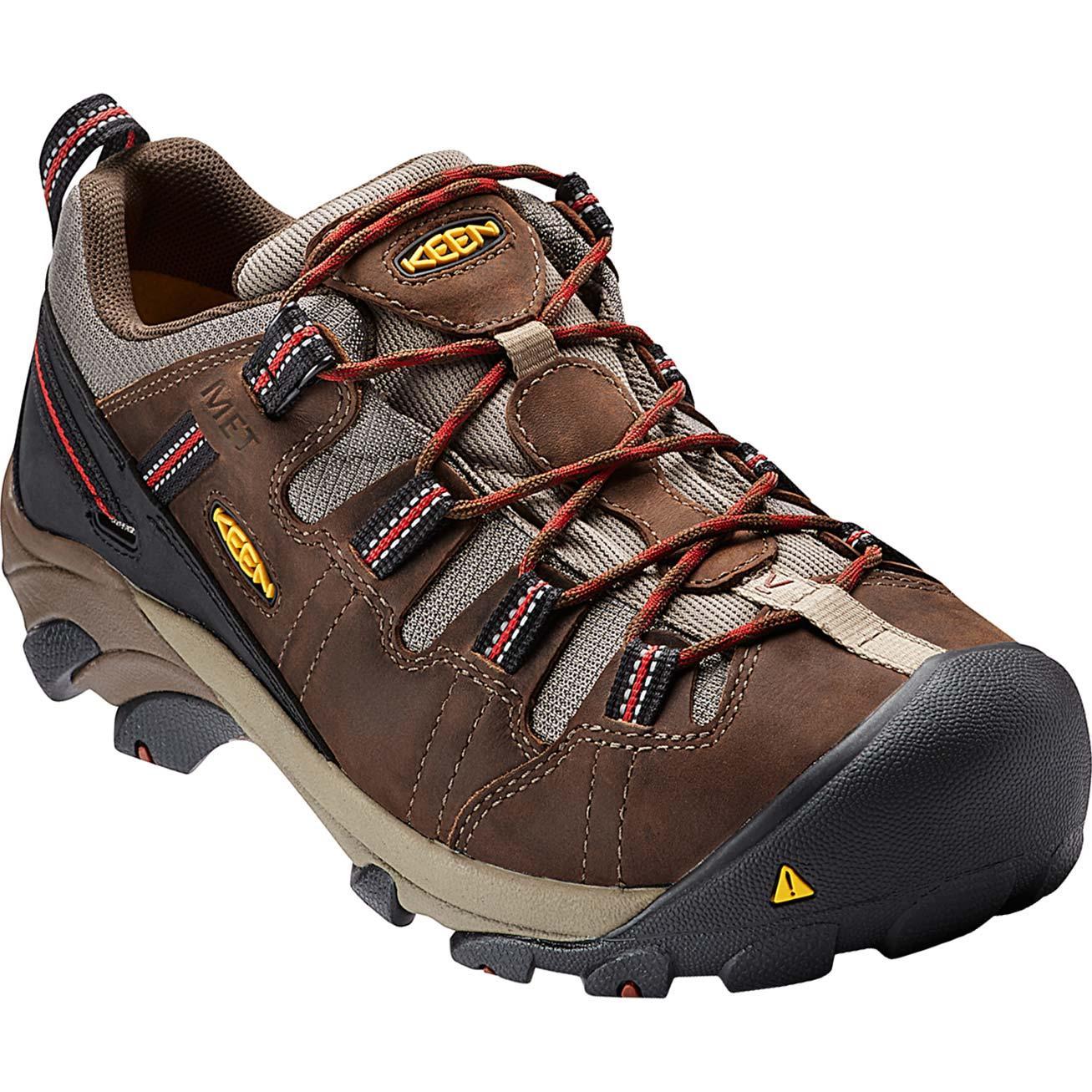 Steel Toe Work Shoes Keen