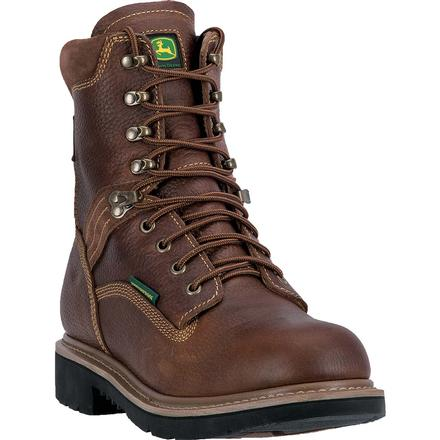 John Deere All Around Steel Toe Waterproof Work Boot, , large