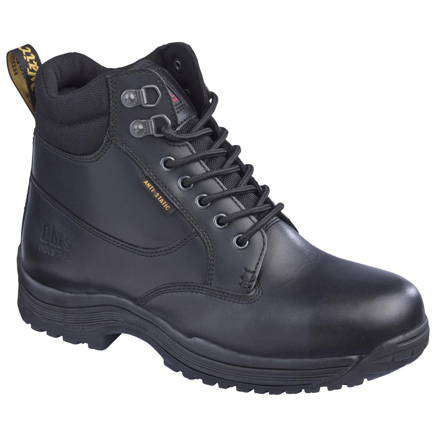 dr martens workman steel toe sd work boot 14133001