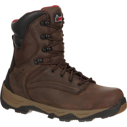 Rocky Retraction Waterproof Work Boot, , large