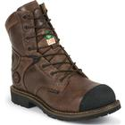 Justin Original Workboots Rugged Utah Worker II Composite Toe CSA-Approved Waterproof 200G Insulated Work Boot, , medium
