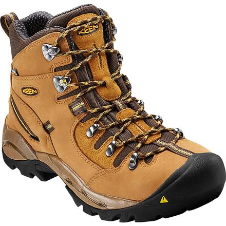 Keen Pittsburgh Steel Toe Waterproof Work Hiker, , large