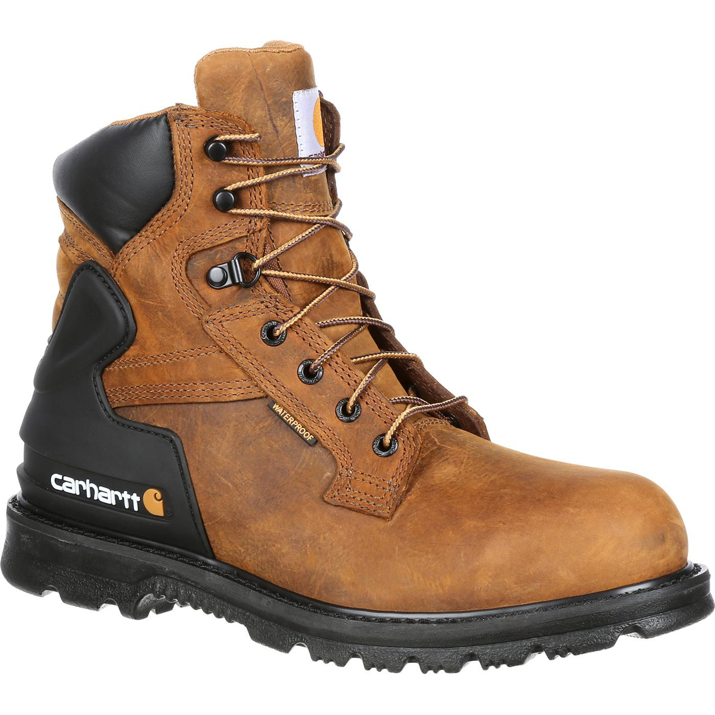 Steel Toe Waterproof Work Shoes by Carhartt #CMW6220