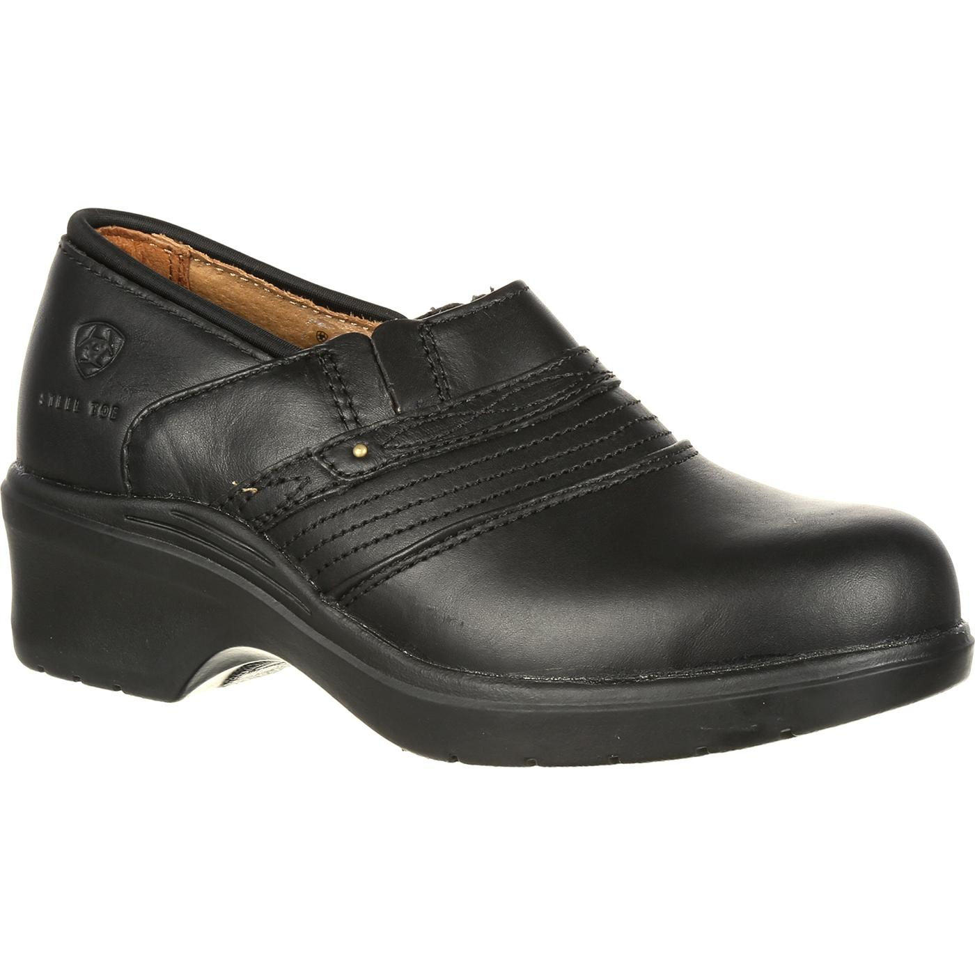 Slip On Work Shoe Women