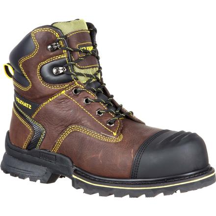 Stanley Operator Composite Toe Work Boot, , large