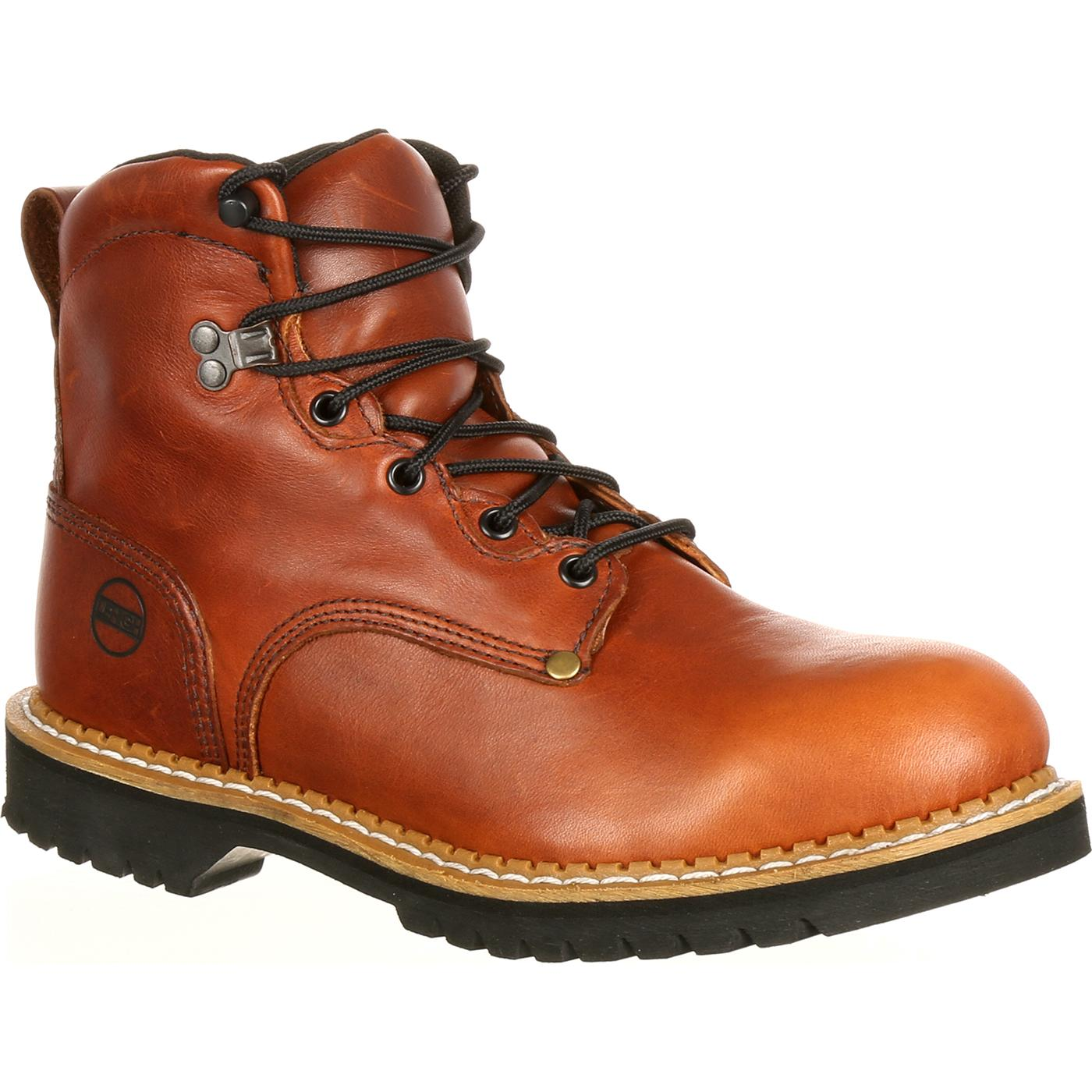 Lehigh Safety Shoes Steel Toe Work Boot L0004