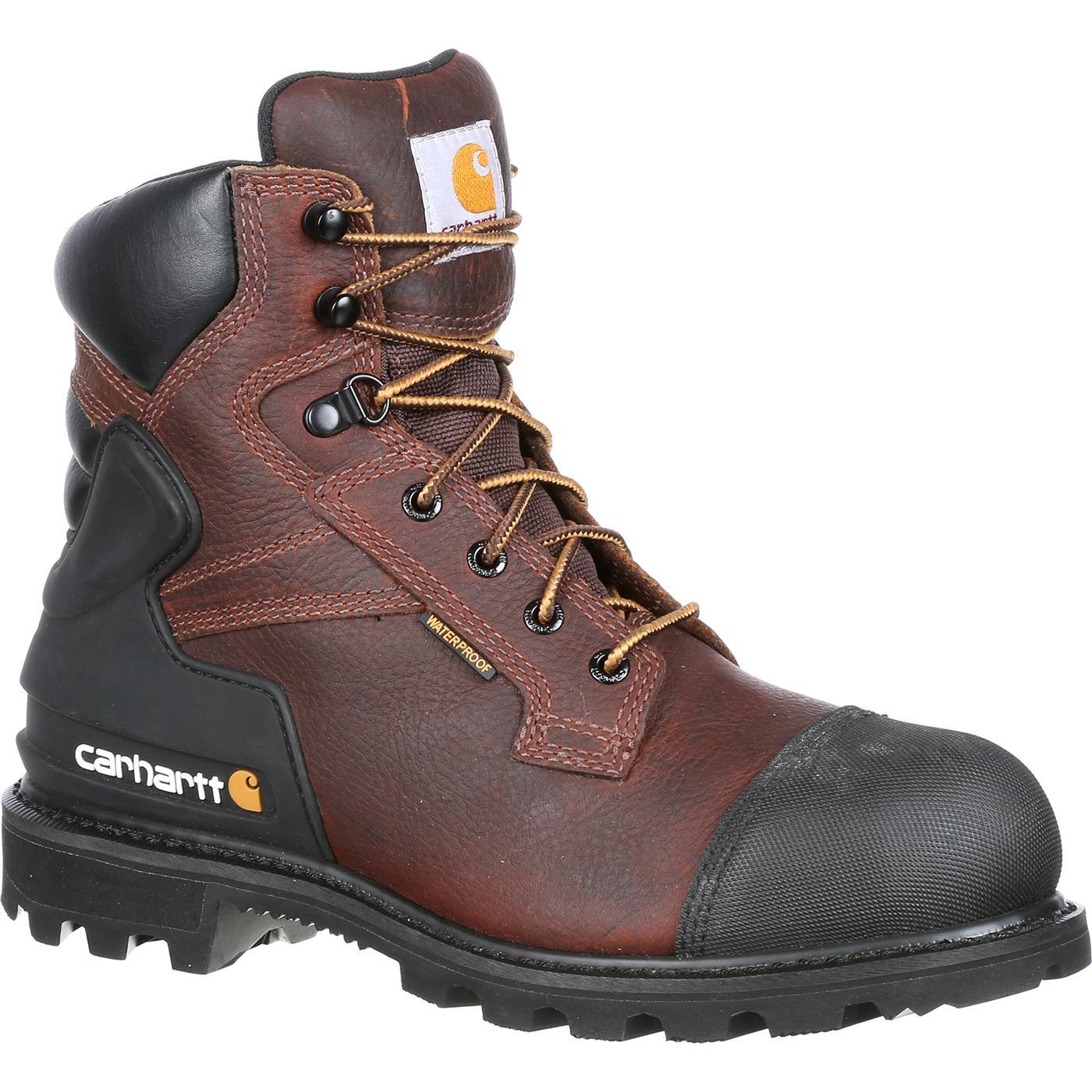 Genuine Grip Men S Work Shoes