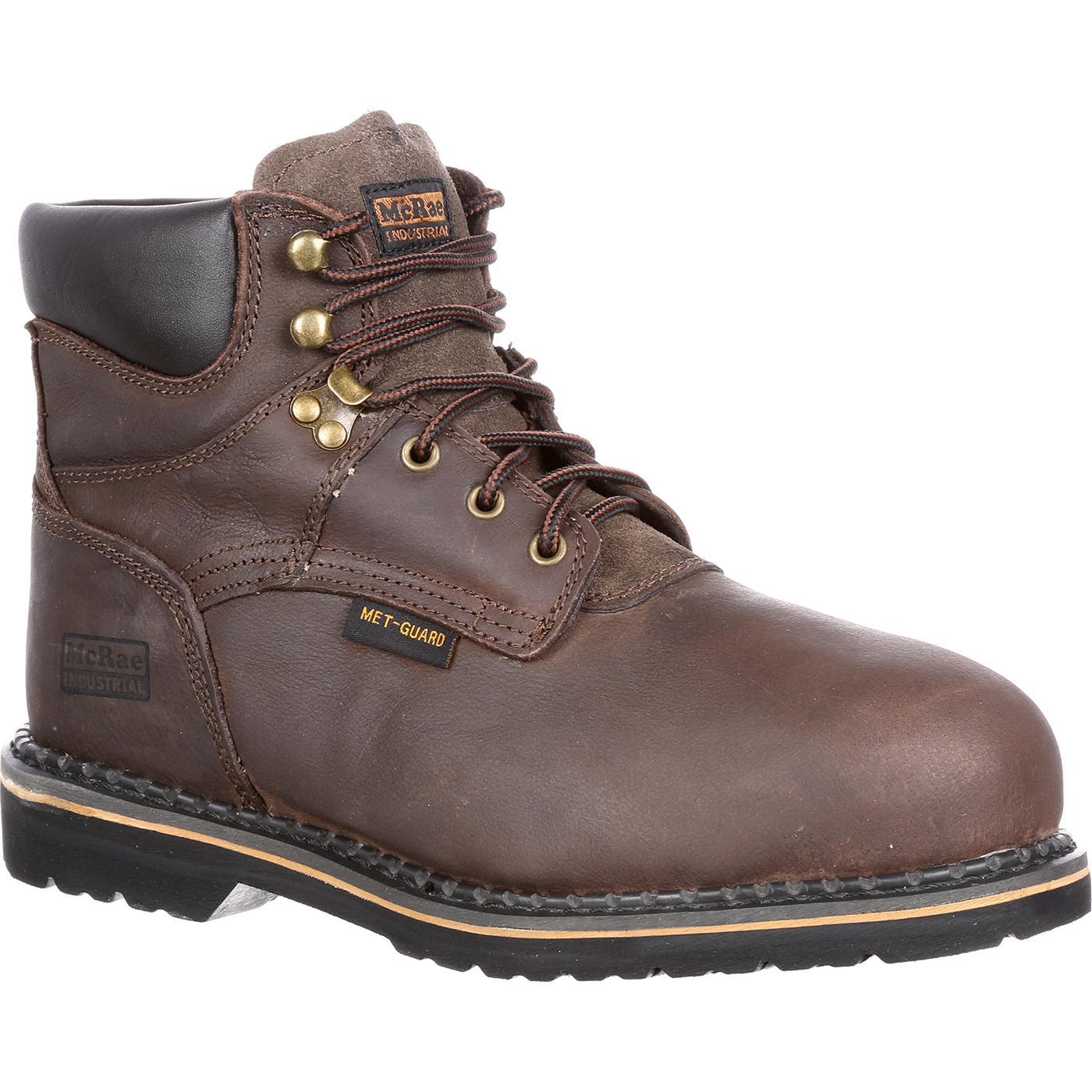 Mcrae Industrial Steel Toe Metatarsal Boot Mr86734