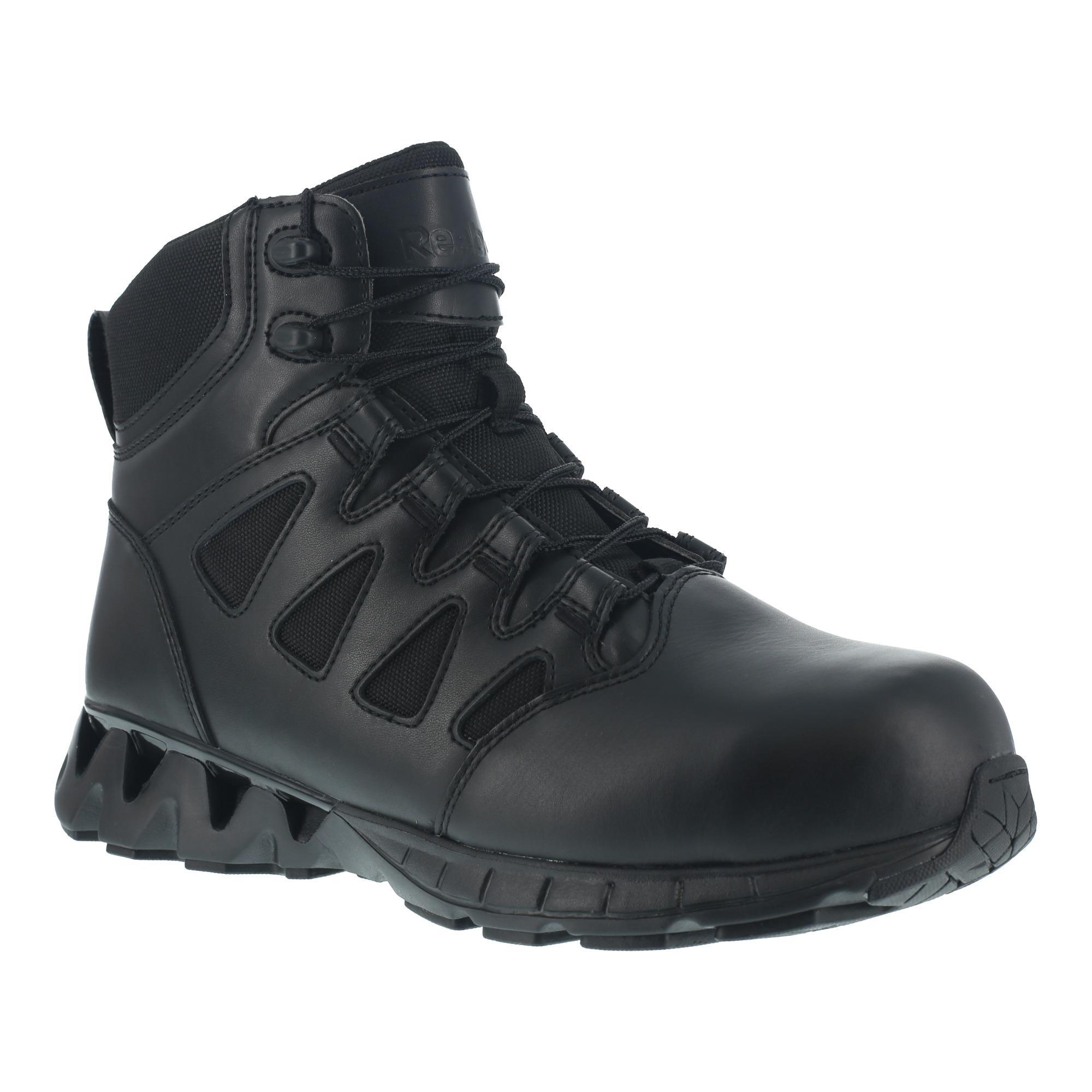 Women S Composite Toe Tactical Work Boot Reebok Zigkick