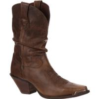 Crush by Durango Women's Brown Sultry Slouch Boot, , medium