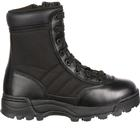 "Original S.W.A.T. Classic 9"" Women's Side Zip Duty Boot, , medium"