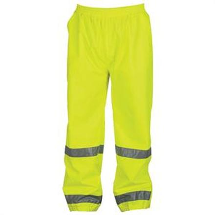 Berne Hi-Vis Waterproof Safety Pant, , large