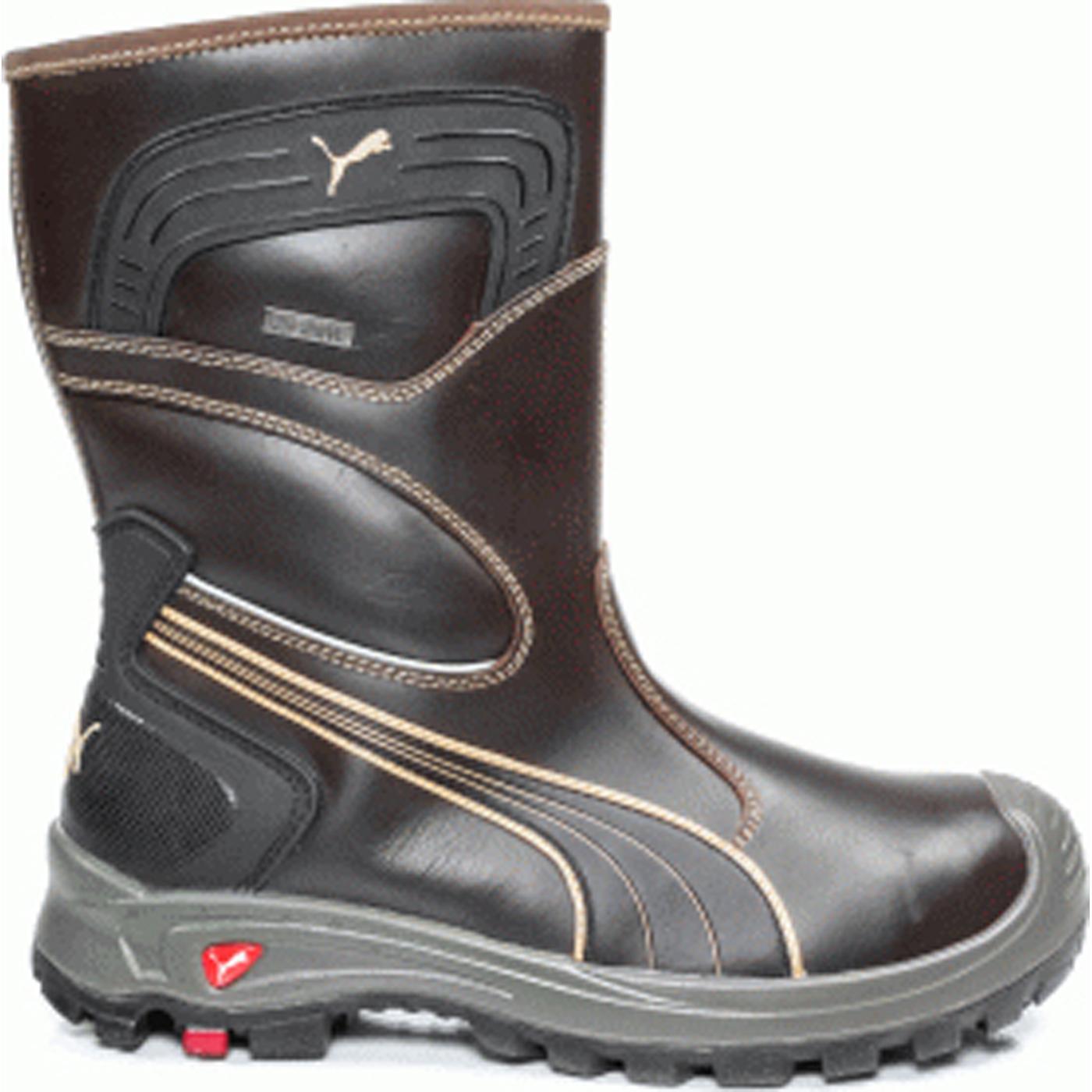 Puma Composite Toe Waterproof Wellington Work Boot P630435