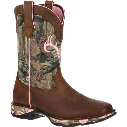 Lady Rebel by Durango Women's Camo Western Boot, , large