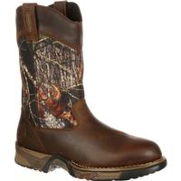 Rocky Aztec Waterproof Camo Pull-On Boots, , medium