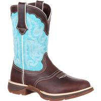 Lady Rebel by Durango Women's Saddle Western Boot, , medium