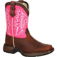 Lil' Durango Toddler Let Love Fly Western Boot, , medium