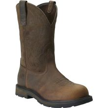 Ariat Groundbreaker Steel Toe Western Work Pull-On Boot