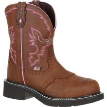 Justin Work Women's Steel Toe Western Work Boot
