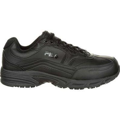 Fila Memory Workshift Steel Toe Slip-Resistant Work Athletic Shoe, , large