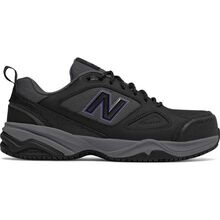 New Balance 627v2 Women's Steel Toe Slip Resistant Static Dissipative Athletic Work Shoes