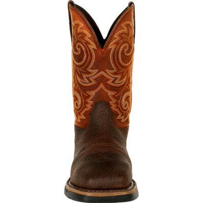 Rocky Long Range Steel Toe Pull-On Boot, , large