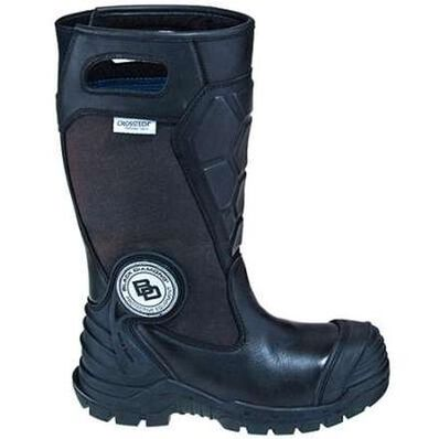 Black Diamond X2 Steel Toe Leather Firefighter Boot, , large