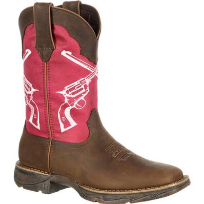 Lady Rebel™ by Durango® Crossed Guns Western Boot, , large