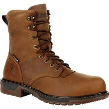 Rocky Original Ride FLX Composite Waterproof Lace Up Western Boot