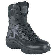 Reebok Women's Stealth Duty Boot with Side Zipper