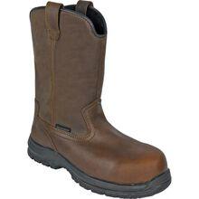 HOSS Senoia Men's Composite Toe Electrical Hazard Puncture-Resisting Waterproof Pull-on Boot