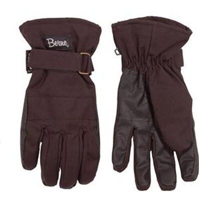Berne Women's Waterproof Insulated Canvas Glove, , large