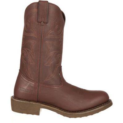 Durango® Farm 'N' Ranch™ Brown Western Boot, , large